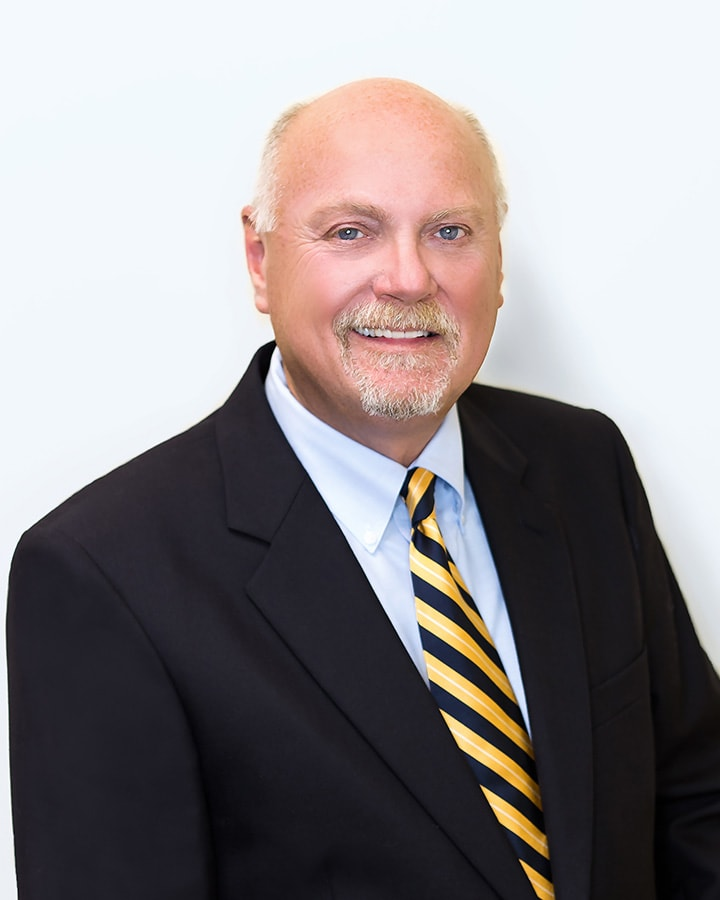 Mark Dickinson, CFO