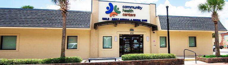 Tavares Family Health Center Building