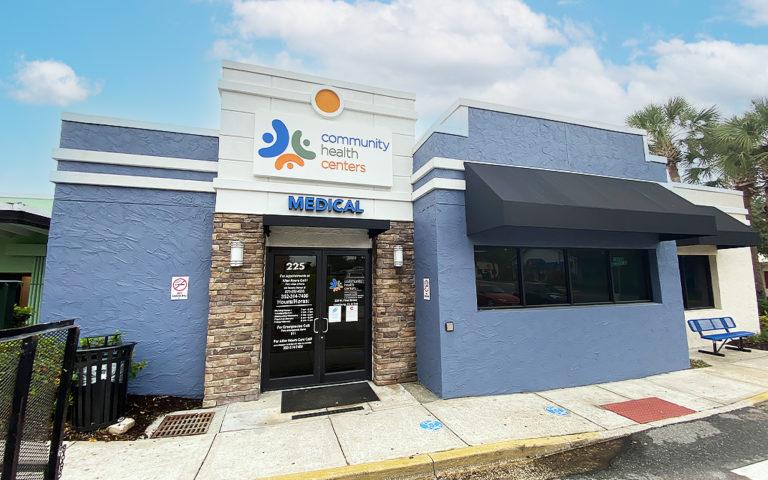 Leesburg Family Health Center Building