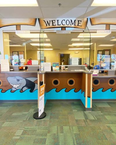 Pediatric Check-In in Meadow Woods